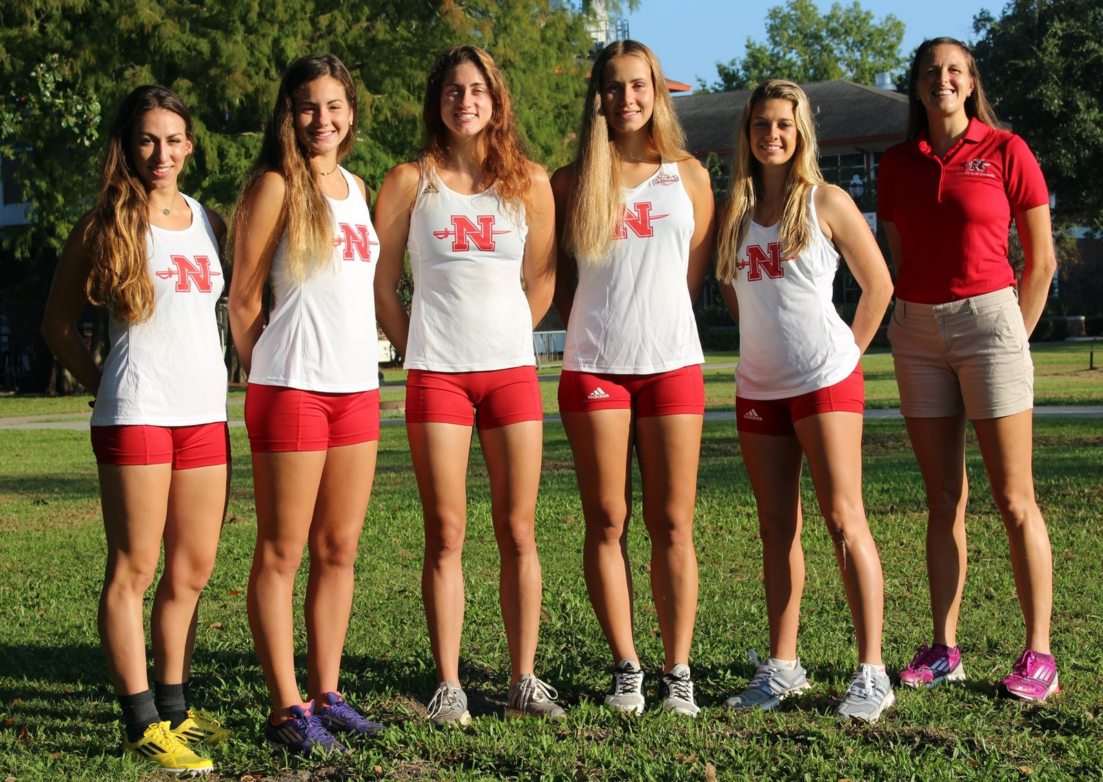 2017 Women s Cross Country Roster - Nicholls State University Athletics c616d0e5e817