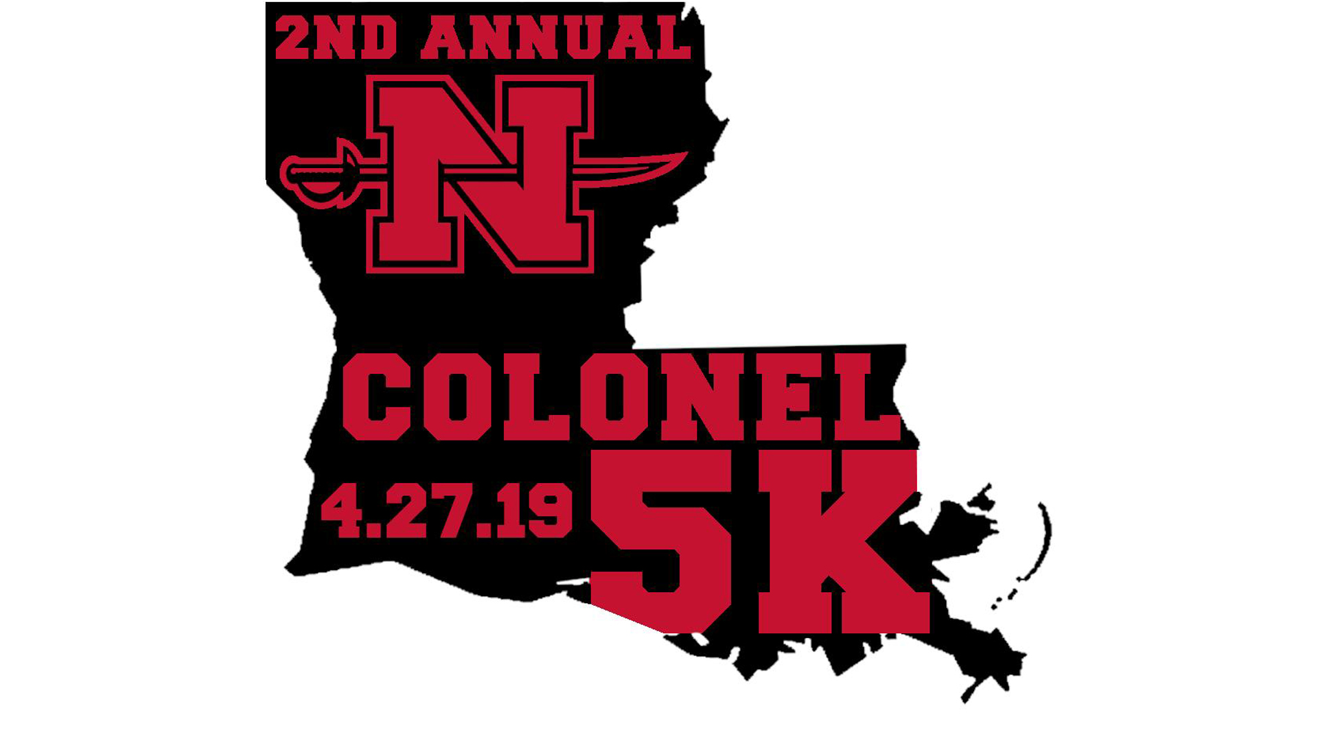6596b201 2nd Annual Colonel 5k set for April 27 - Nicholls State University ...